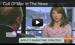 Cult of Mac in the news -- click to watch video
